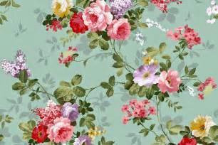 wallpaper floral doodlecraft vintage floral wallpaper freebies