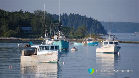 lobster boat docking 17 best images about down east boats on pinterest