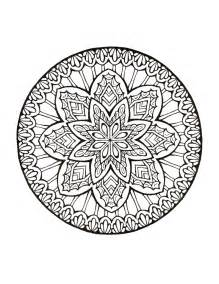 mystical mandala coloring pages free mystical mandala coloring book mandalas to color