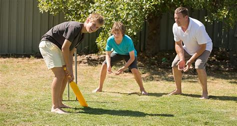 backyard cricket 5 things backyard cricket players know to be true
