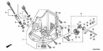 Honda Gcv160 Parts Honda Gcv160 Parts List And Diagram Type A2r Vin Gjae