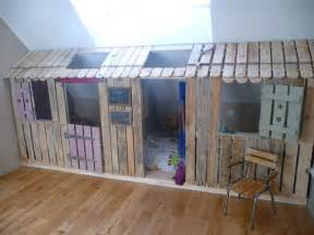 Pallet Kids Bedroom Furniture Little House And Bedrooms With Pallets For The Childrendiy