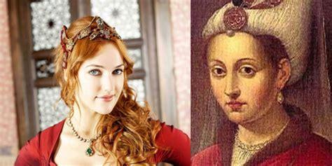 imperio otomano firuze mengenal hurrem roxelana istri king suleiman yang paling