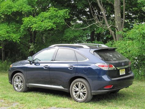 lexus lit price 2013 lexus rx 450h 750 mile gas mileage test