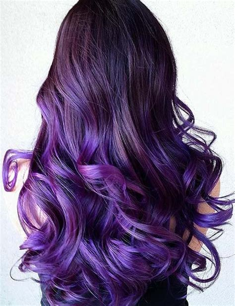 eggplant hair color newhairstylesformen2014 com eggplant hair color ombre cherry brown hair color