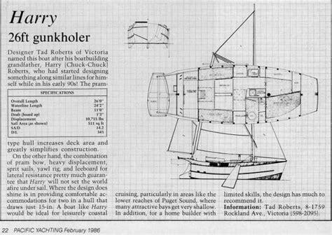 scow boat plans blog boat