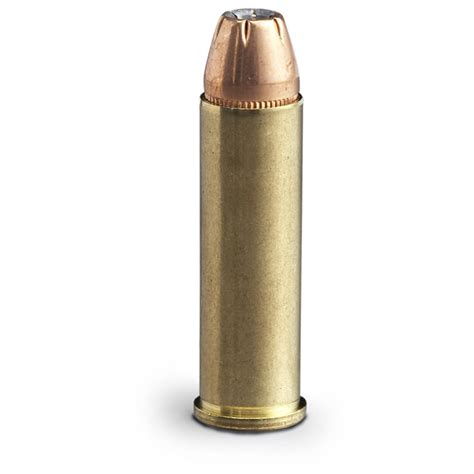 federal personal defense 357 magnum 125 grain jhp 20
