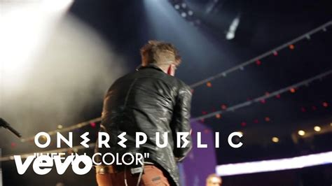 in color onerepublic onerepublic in color track by track