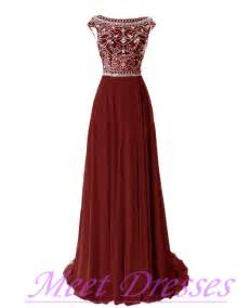wine colored evening gown how to wear a dress howto wear