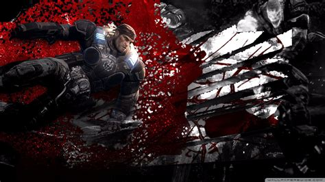 2015 gears of war 4 4k wallpaper free 4k wallpaper