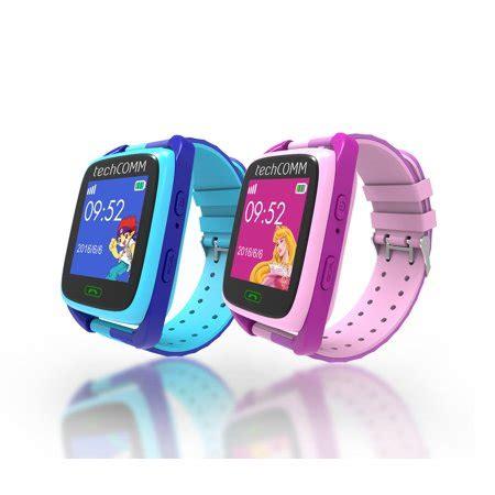 techcomm td 09 kids smart watch gps and fitness tracker