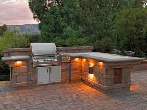 Backyard Grill Barbecue Paver Stone Patio Ideas Patio Modern With Backyard Patio