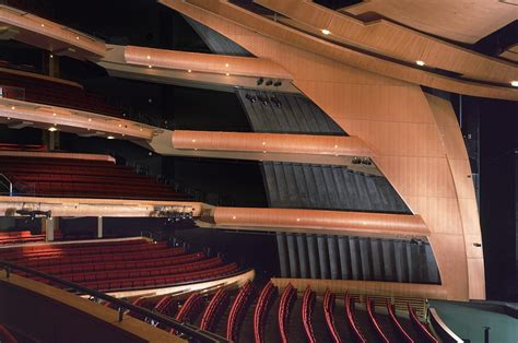 ellie caulkins opera house best seats ellie caulkins opera house semple brown design