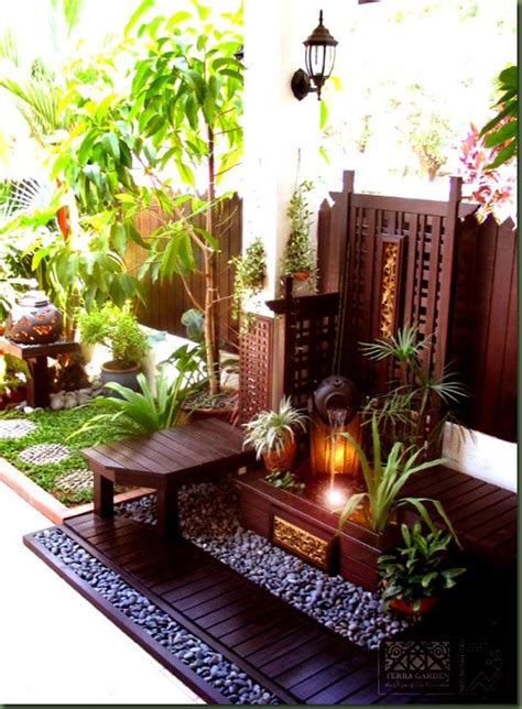 Zen Garden Decor I Really This Sanctuary It Is So Soothing Places And Spaces I Would To Live