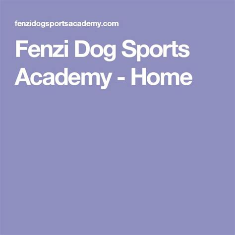 fenzi sports academy 52 best obedience images on pooch workout and pup