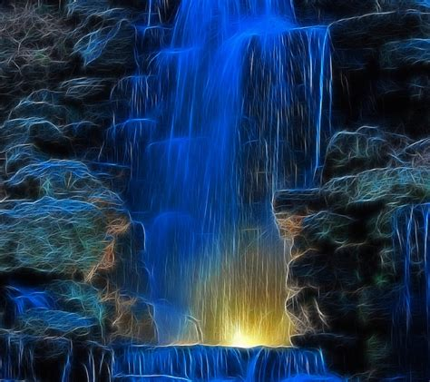 wallpaper 3d waterfall 3d wallpaper free download for mobile