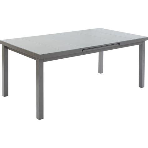 table de jardin naterial niagara rectangulaire gris 6