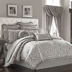 shop j queen new york babylon bed set the home shop mizone tamil paisley blue comforter collection the