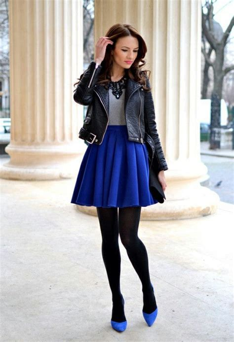 Coup Loras Heels Blue Bb la jupe patineuse 80 id 233 es comment la porter archzine fr