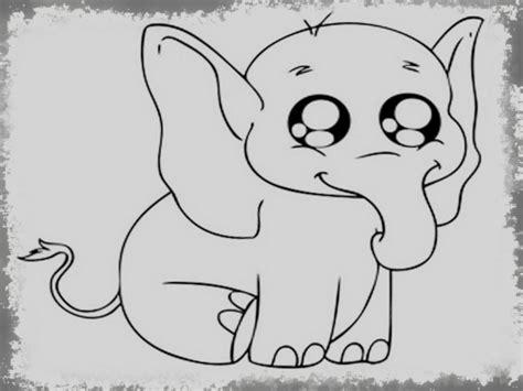 imagenes para pintar tiernas dibujos para colorear pequenos animalitos tiernos los