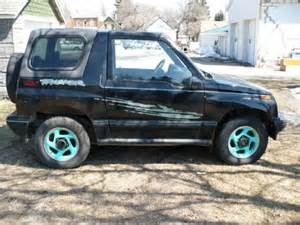 Chevrolet Geo Tracker For Sale 1995 Chevrolet Geo Tracker 4x4 For Sale In Indian