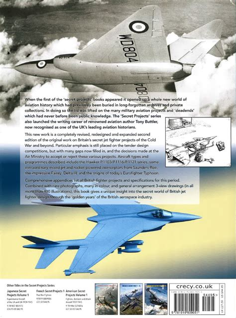 libro french secret projects 2 review british secret projects 1 jet fighters since 1950 ipms usa reviews