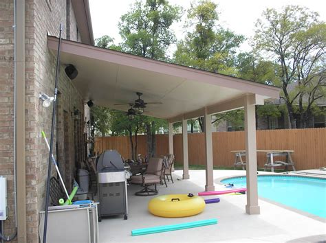 wood solid patio cover designs     lumber, aluminum and