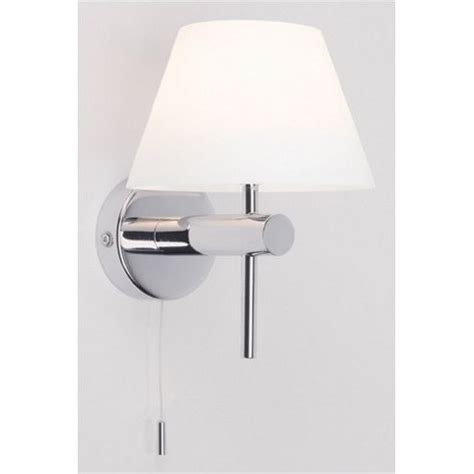 lighting roma wall light with pullcord switch from our