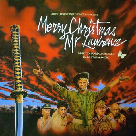 merry christmas  lawrence original soundtrack buy     soundtrack   life
