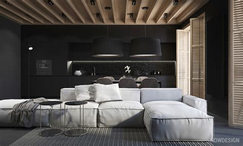 gorgeous homes 4 gorgeous homes with matte black walls