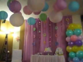 baby shower room decorations baby shower decoration