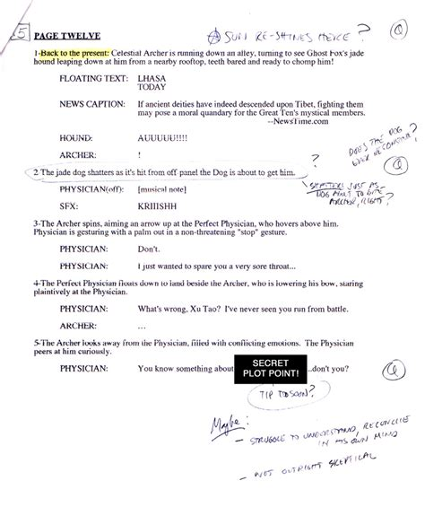 comic book script template drawing template out of darkness