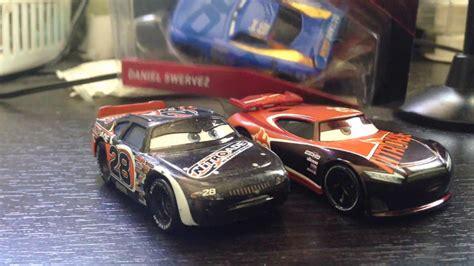 Cars 3 Tim Treadless cars 3 tim treadless review