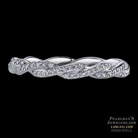 michael b infinity ring michael b jewelry infinity wedding band