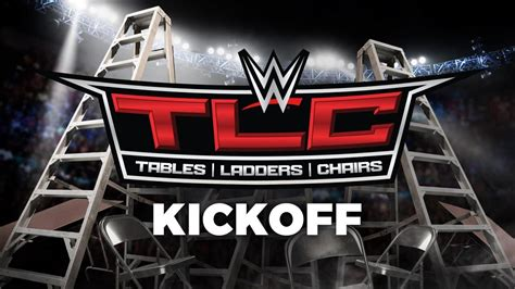 tlc tables ladders and chairs kickoff dec 4 2016
