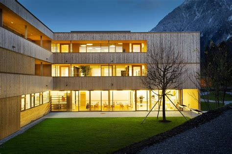 nenzing nursing home dietger wissounig architects