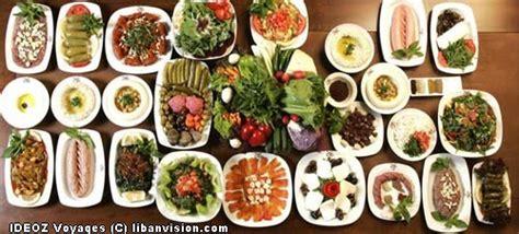 la table libanaise restaurant et traiteur libanais 罌 15 guide turquie cuisine turque que manger en turquie