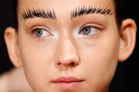 trend darker brows high fashion brows the ultra