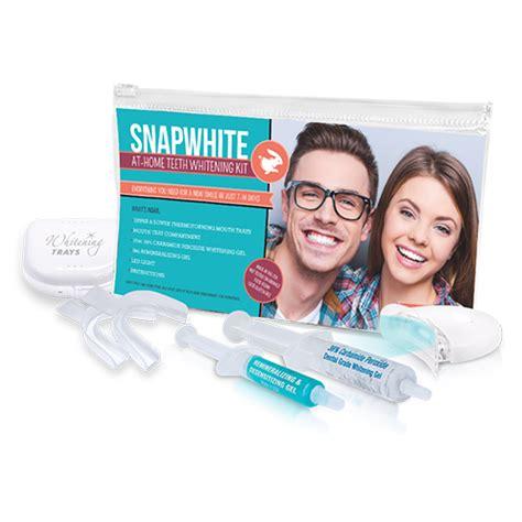 Whitening Kit snapwhite teeth whitening kit snapwhite