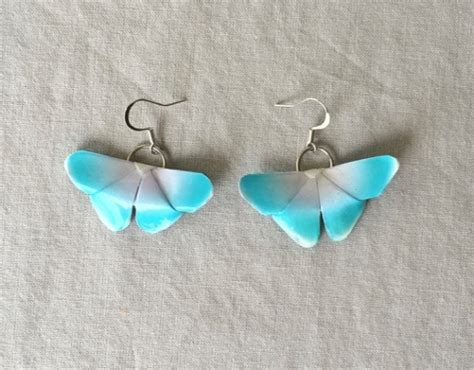 Origami Butterfly Ring - origami butterfly earrings aftcra