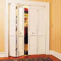 How To Hang Folding Closet Doors How To Install Doorstop Molding On Bifold Closet Doors Apps Directories