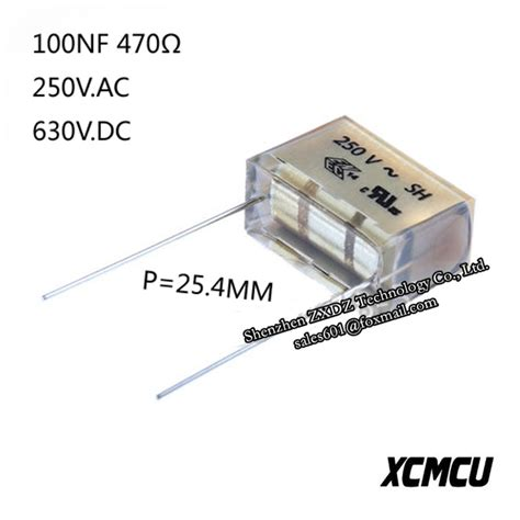 100n capacitor value 5pcs lot new capacitor pmr209mc6100m470r30 100n 470r 250vac pricearchive org