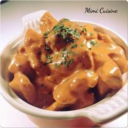 201 minc 233 s de poulet sauce mascarpone tomate recette cookeo