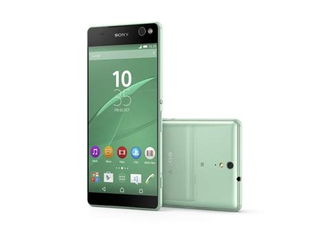 Lcd C5 Ultra xperia c5 ultra offers two 13mp cameras and a near