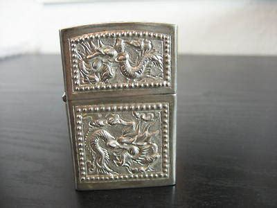 Zippo Japan Humpback Whale antiques collectibles zippo lighter