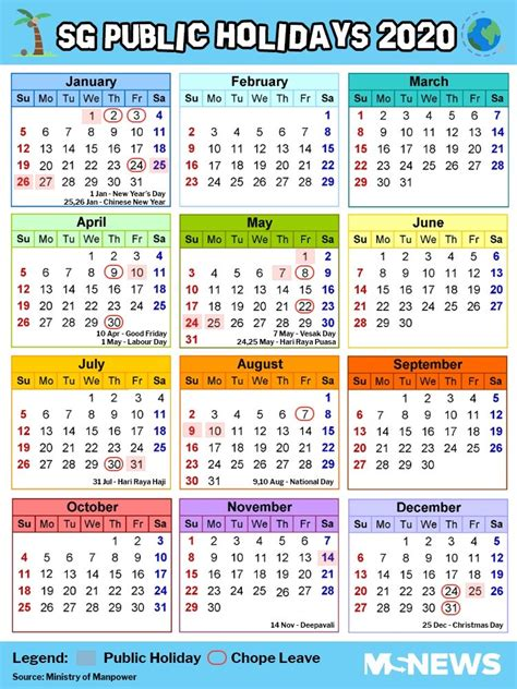 national holiday calendar calendar fall