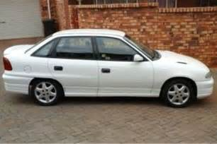 Opel Astra 200is 1999 Opel Astra Sedan 200is Cars For Sale In