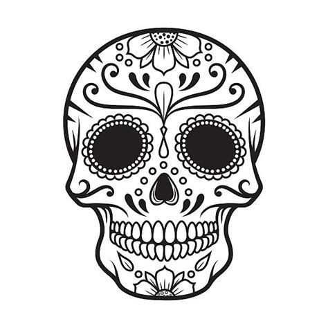 Sugar Skull Clipart Free sugar skull clipart 101 clip