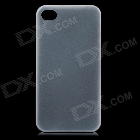 Ultrathin Tpu 0 3mm Iphone 4 4s s what 0 3mm ultrathin protective frosted tpu back