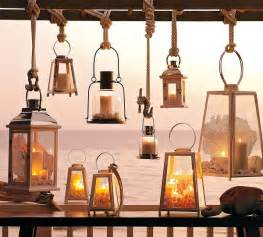 Lanterns For Home Decor by Nautical Inspired Interiors How To Decorate For The